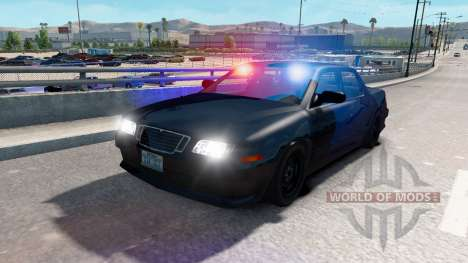 Traffic NFS Most Wanted for American Truck Simulator