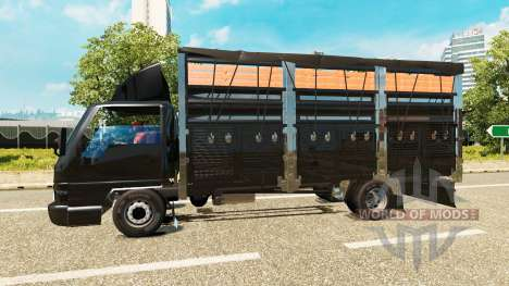 Isuzu NPR for Euro Truck Simulator 2