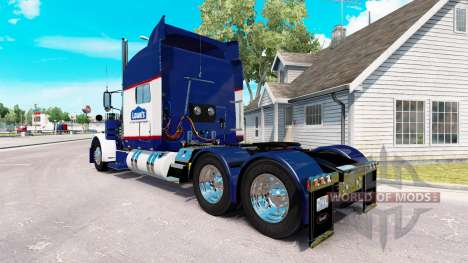 Skin Lowes for the truck Peterbilt 389 for American Truck Simulator