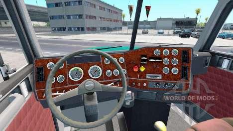Freightliner FLD 120 for American Truck Simulator