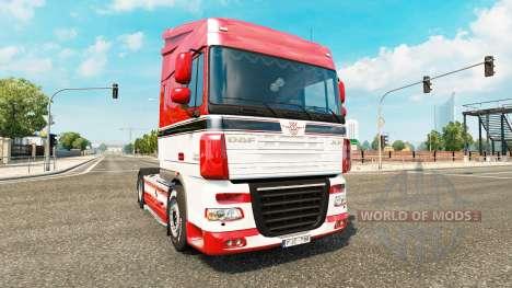 DAF XF 105.510 for Euro Truck Simulator 2