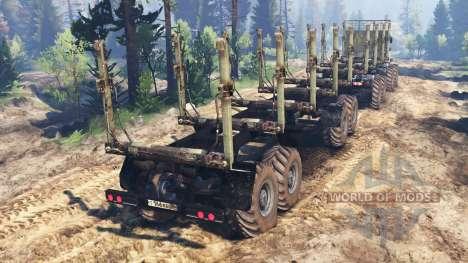Ural-375 [mega] v2.0 for Spin Tires