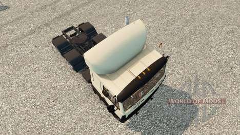 MAZ-64227 v1.9 for Euro Truck Simulator 2