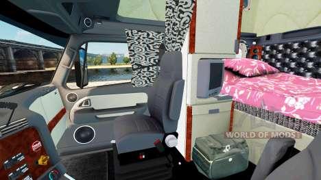 Freightliner Cascadia for Euro Truck Simulator 2