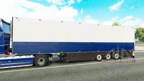 Semi-Trailer Schmitz Cargobull Pieter Smit for Euro Truck Simulator 2