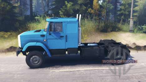 ZIL-4331 for Spin Tires