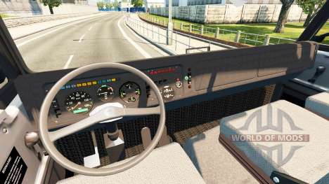 KamAZ-65115 for Euro Truck Simulator 2