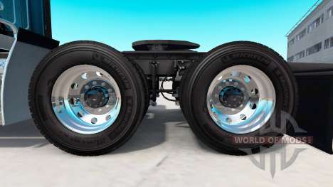Forged aluminum Alcoa wheels for American Truck Simulator