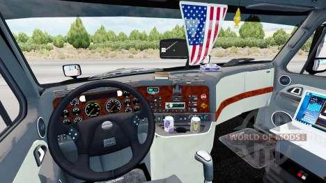 Freightliner Cascadia v1.1 for American Truck Simulator