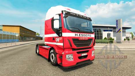 H. Essers skin for Iveco tractor unit for Euro Truck Simulator 2