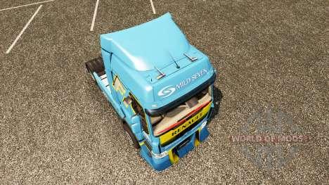 Tuning for Renault Premium for Euro Truck Simulator 2