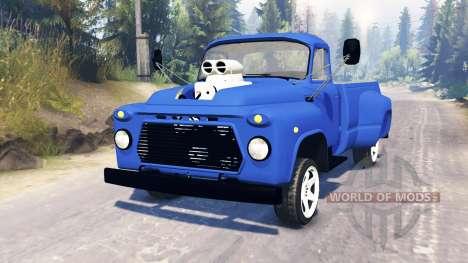 GAZ-52 [pickup] for Spin Tires