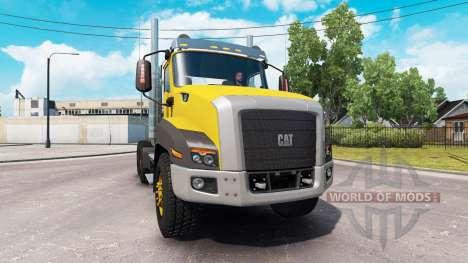 Caterpillar CT660 for American Truck Simulator