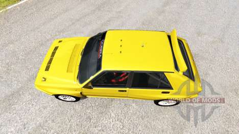 Lancia Delta (831) HF Integrale Evo II for BeamNG Drive