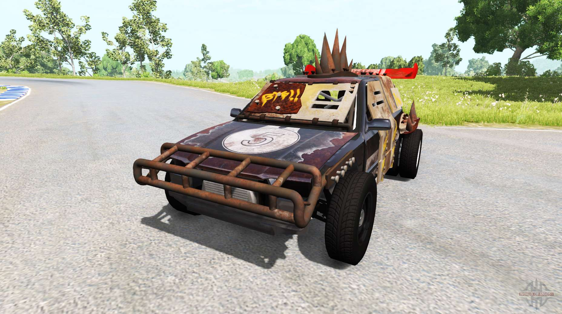 Beamng Drive Cars