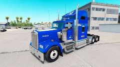 Skin Duke v1.03 on the truck Kenworth W900