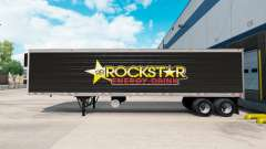 Skin Rockstar Energy for semi-refrigerated