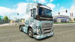 Ice Road skin for Volvo truck