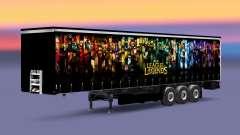 Skin League of Legends trailer