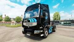 ELMEX skin for Renault truck