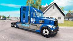 Skin for ABCO truck Freightliner Coronado
