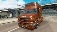 Scania T Longline [Black Amber] for Euro Truck Simulator 2