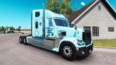 Skin Gordon on the truck Freightliner Coronado