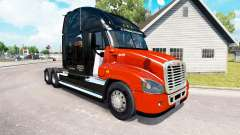 Skin CNTL on tractor Freightliner Cascadia