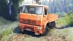 KamAZ-6522 v8.0