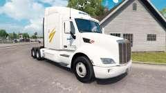 Swift Transportation skin for the truck Peterbil