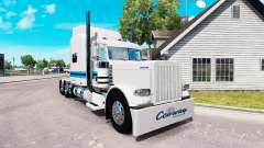 Skin Con-way Freight for the truck Peterbilt 389