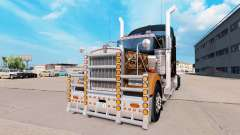 Tuning for Kenworth W900