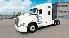 Celadon Trucking skin for Kenworth tractor