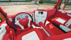 The Bayern interior for Iveco Hi-Way