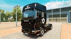 Skin Scania V8 truck Scania