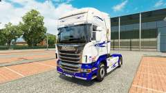 American Dream skin for Scania truck