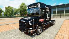 Fulda skin for truck Scania T