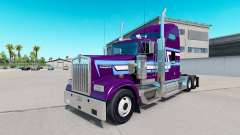 Skin Icon Style on the truck Kenworth W900
