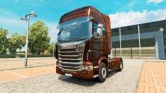 Ferrugem skin v2.0 truck Scania