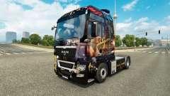 Star Wars skin for MAN truck