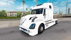 Skin North American for Volvo truck VNL 670