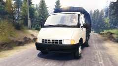GAZ-3302 Gazelle v2.0