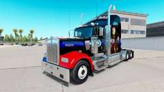 Skin Civil War for the truck Kenworth W900