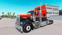 Flash skin for Custom truck Kenworth W900