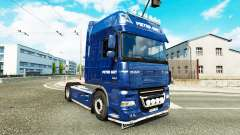 Pieter Smit skin for DAF XF 105.510 tractor unit