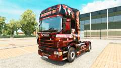 Support 81 skin for Scania truck