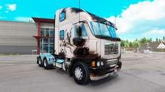 Скин Reworked Dalmatin на Freightliner Argosy