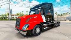 CNTL skin for Volvo truck VNL 670