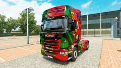 Skin Portugal Copa 2014 for Scania truck