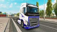 American Dream skin for Volvo truck